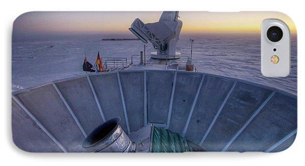 Bicep2 Telescope IPhone Case
