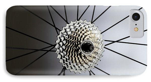 Bicycle Cassette IPhone Case by Science Photo Library