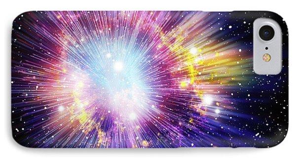 Big Bang IPhone Case by Alfred Pasieka