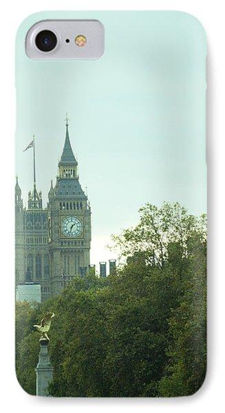 Big Ben IPhone Case by Rachel Mirror