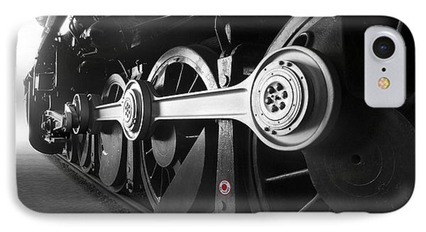 Big Wheels IPhone Case