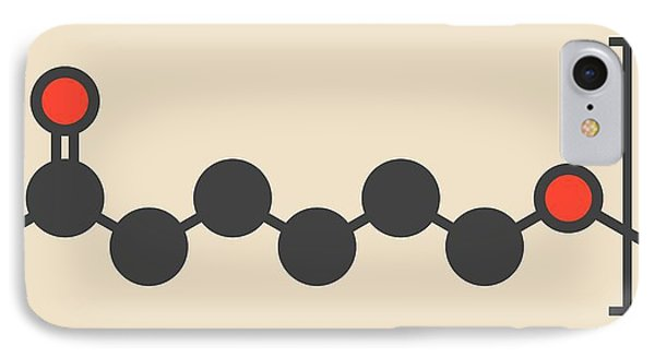 Biodegradable Polymer Molecule IPhone Case by Molekuul