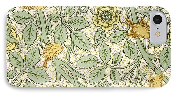 Bird Wallpaper Design IPhone Case