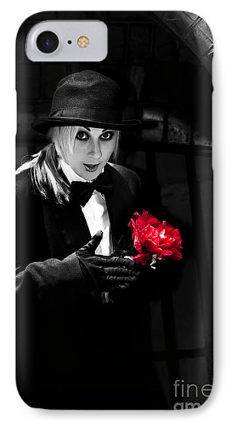 Black Magician With Surprise Gift IPhone Case by Jorgo Photography - Wall Art Gallery