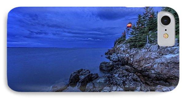 Blue Dawn IPhone Case by Rick Berk