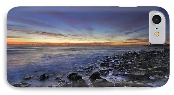 Blue Lagoon Phone Case by Debra and Dave Vanderlaan