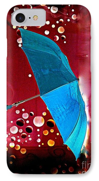 Blue Magic Phone Case by Marcia Lee Jones