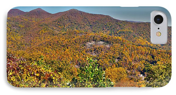 IPhone Case featuring the photograph Blue Ridge Parkway by Alex Grichenko