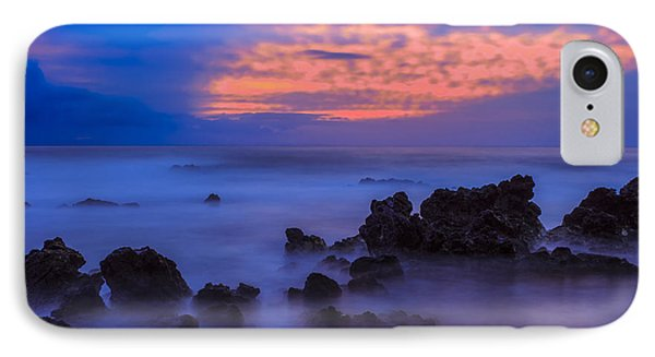 Blue Sunrise 1 IPhone Case
