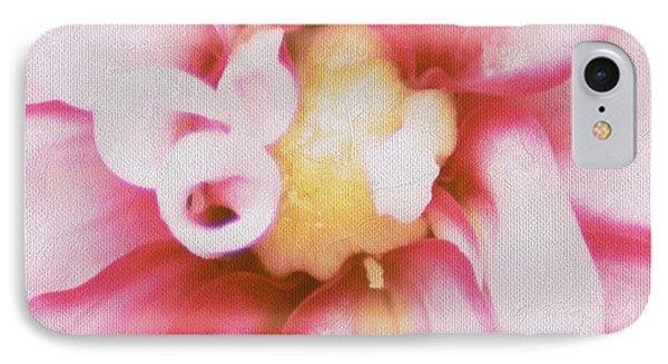 Blushing IPhone Case by Darren Fisher