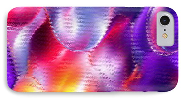 Bold And Beautiful IPhone Case by Gayle Price Thomas