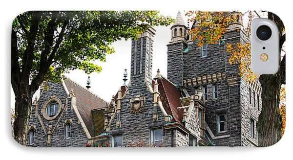 Boldt Castle IPhone Case by Tony Cooper