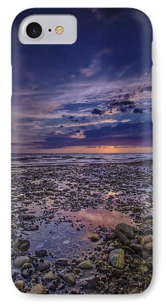 Bound Brook Sunset IPhone Case by Rick Berk