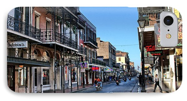 Bourbon Street Afternoon IPhone Case