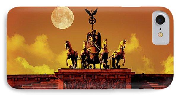 Brandenburg Gate IPhone Case