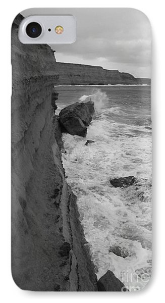 IPhone Case featuring the photograph Breaking by Amanda Holmes Tzafrir
