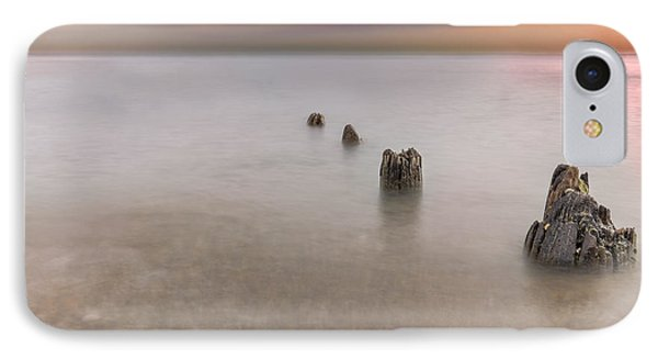 Breakwater IPhone Case by Peter Lakomy
