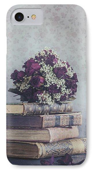 Bridal Bouquet IPhone Case