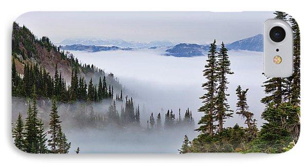 British Columbia, Whistler IPhone Case by Matt Freedman