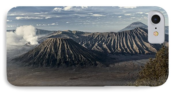 Bromo Mountain IPhone Case by Miguel Winterpacht