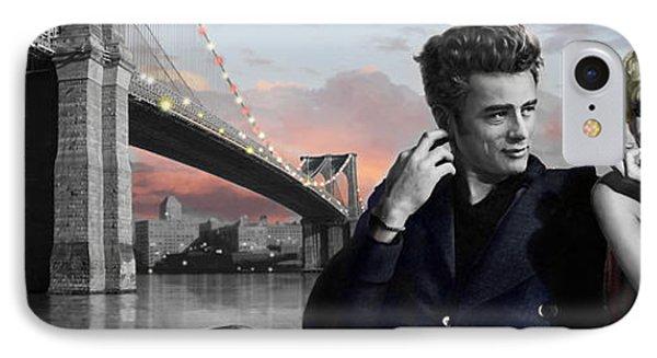Brooklyn Bridge IPhone Case by Chris Consani