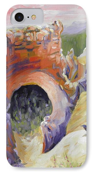 Bryce Canyon Arch Utah IPhone Case