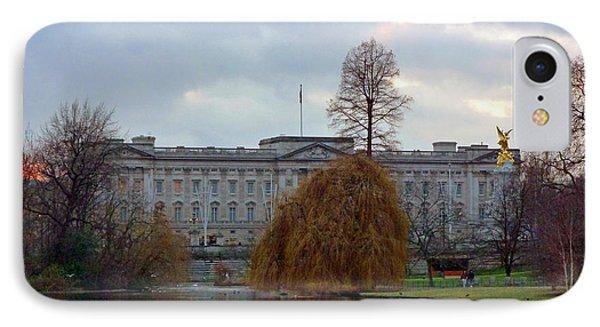 Buckingham Palace Phone Case by Lynn Bolt