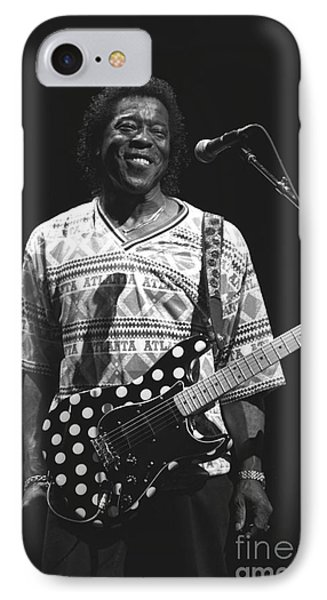 Buddy Guy IPhone Case by Concert Photos