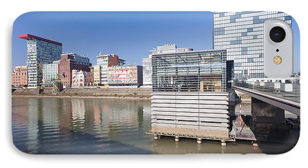 Buildings At A Harbor, Cubana IPhone Case by Panoramic Images