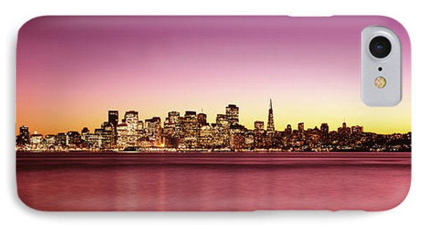 Buildings At The Waterfront, Bay IPhone Case by Panoramic Images