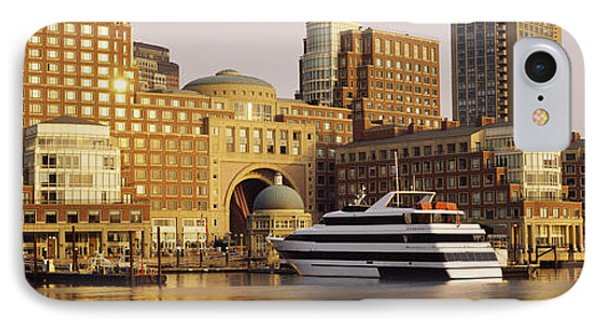 Buildings At The Waterfront, Boston IPhone Case by Panoramic Images