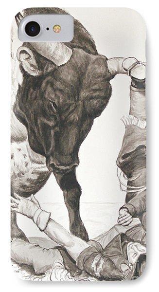 Bull Power IPhone Case