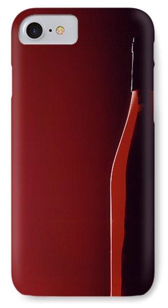Burgundy Phone Case by Steven Huszar