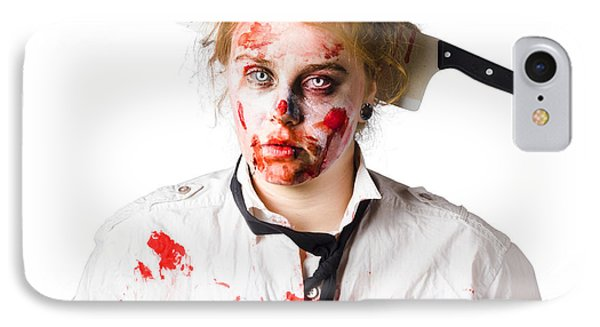 Business Headache IPhone Case