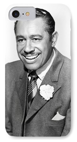 Cab Calloway (1907-1994) Phone Case by Granger