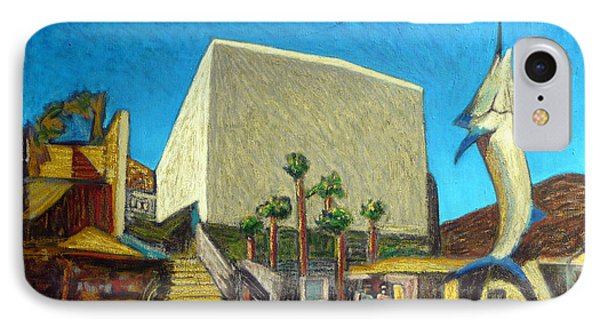 Cabo Cultural Center IPhone Case by Gerhardt Isringhaus
