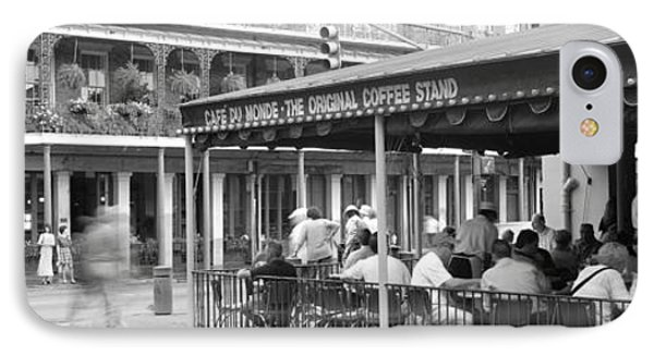 Cafe Du Monde French Quarter New IPhone Case