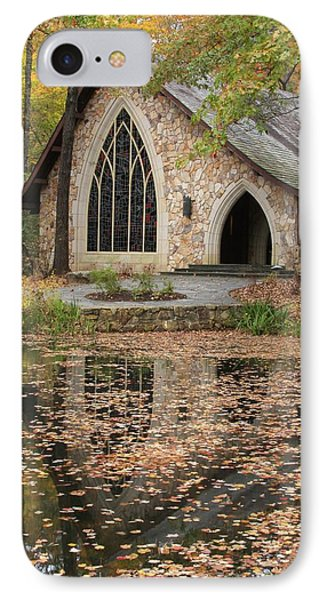 IPhone Case featuring the photograph Callaway Gardens Chapel-pine Mountain Georgia by Mountains to the Sea Photo