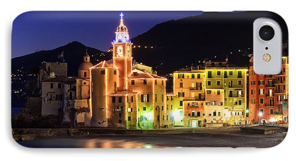 Camogli At Evening IPhone Case