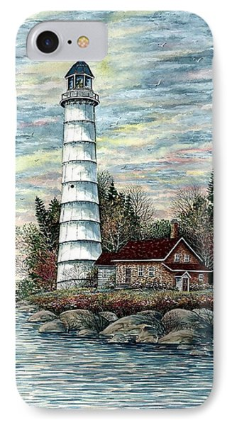 Cana Island Light Phone Case by Steven Schultz