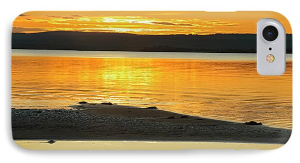 Canada, Alberta, Lesser Slave Lake IPhone Case by Jaynes Gallery