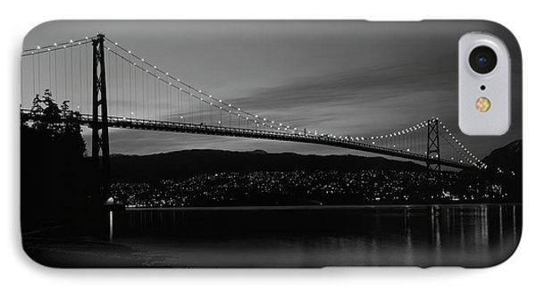 Canada, British Columbia, Vancouver IPhone Case by Paul Souders