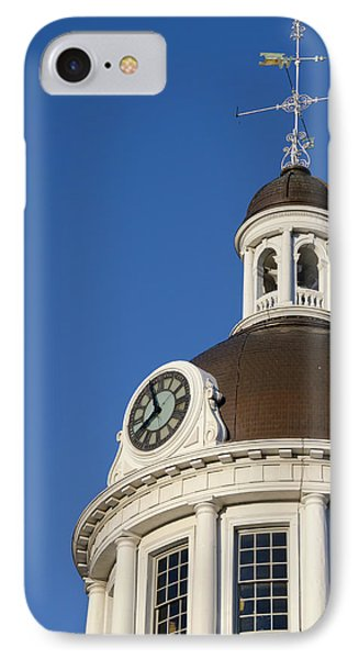Canada, Ontario, Kingston IPhone Case by Cindy Miller Hopkins