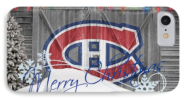 Canadiens IPhone Case