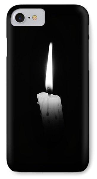 Candlelight Fantasia IPhone Case by Andrea Mazzocchetti