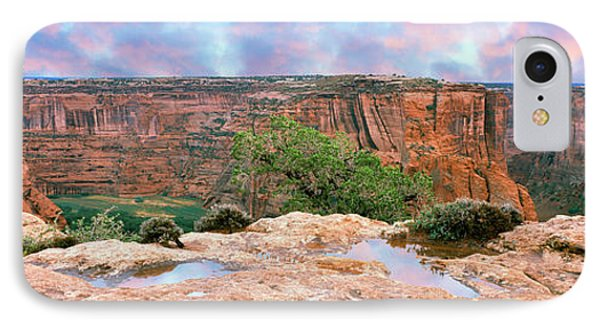 Canyon De Chelly National Monument IPhone Case by Panoramic Images