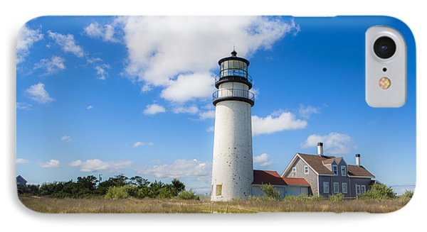 Cape Cod Lighthouse IPhone Case by Diane Diederich