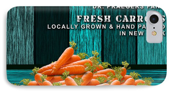 Carrot Farm IPhone Case by Marvin Blaine