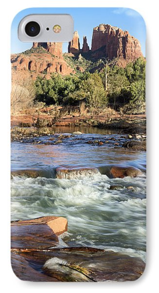 Cathedral Rock IPhone Case by King Wu