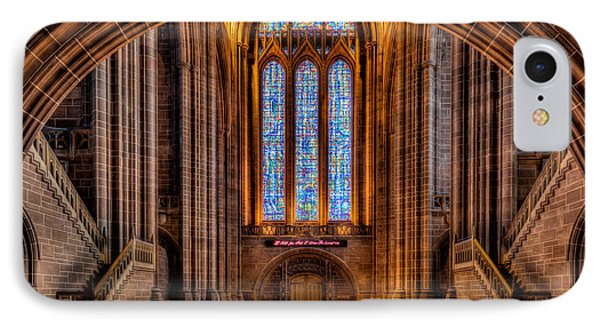 Cathedral Window Phone Case by Adrian Evans